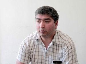 Димитър Димитров. Дискусия за Десетилетието на ромското включване. Снимка: CC-BY Светла Енчева.