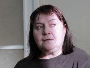 """Петя Кабакчиева. Дискусия на """"Маргиналия"""" за образованието. Снимка: Светла Енчева."""
