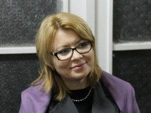 Вергиния Мичева-Русева. Снимка: Светла Енчева.
