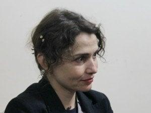 Велислава Иванова, член на УС на Съюза на съдиите. Снимка: Светла Енчева.