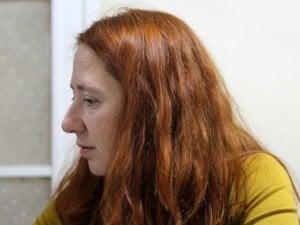 """Красимира Величкова, Директор на """"Български дарителски форум"""". Снимка: Светла Енчева."""