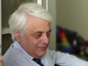 Цанко Митев, пастор в Църквата на адвентистите от седмия ден.