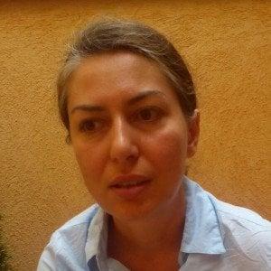 Валентина Георгиева. Снимка: Юлиана Методиева.