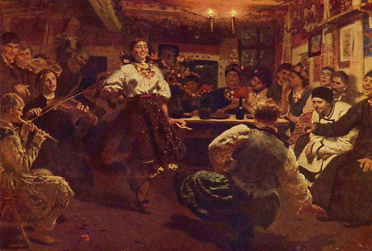 Репин-Вечеринка