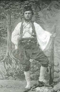 Vladimir_Sis_in_macedonian_costum1912
