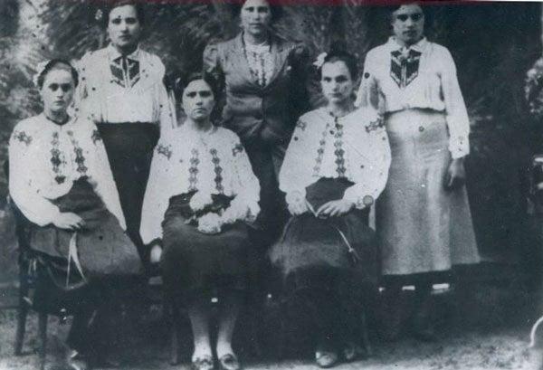 Българка от 18-ти век.