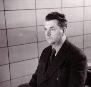 Д-р Марко Марков пред Народния съд (снимка)