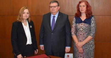 Обвинената в подстрекаване и престъпление от омраза срещу всички мюсюлмани прокурорка Недялка Попова е наградена от Сотир Цацаров