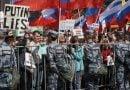 """Над 10 000 протестиращи в Москва с плакати """"Путин лъже"""""""