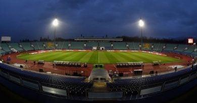 """УЕФА наказа България със затваряне частично на стадион """"Васил Левски"""" заради расизъм"""