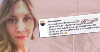"""Нацистки коментар за """"бели европейци""""и """"чиста и автентична Европа"""" прати хърватски дипломат на съд"""