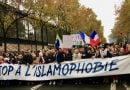 Хиляди на протест срещу ислямофобията