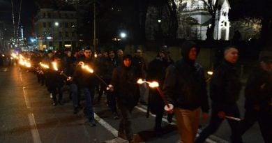 Прокуратурата проверява организаторите на нацисткия Луковмарш