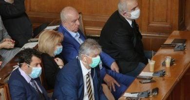 """Лидерът на проруската партия """"Възраждане"""" Костадин Костадинов е обвинен за всяване на паника"""