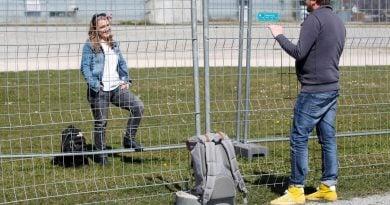 Коронавирусът разделя приятели и роднини на швейцарско-германската граница