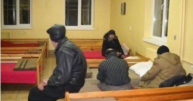 """Автошествие срещу 44 бездомни лица от кризисния център в """"Захарна фабрика,""""не се интегрирали"""