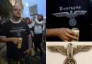 Хомофобски подвиквания, дърпане на плакати и знамена, тормоз по време на протеста