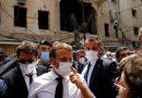 Сълзотворен газ срещу протестиращи в Бейрут.Винят властите за трагичния взрив