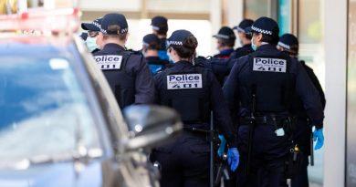 Австралийската полиция действа със сурови мерки по време на Ковид-19