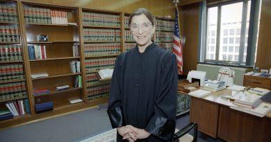 Почина иконата на американските либерали – върховната съдийка Рут Гинзбург