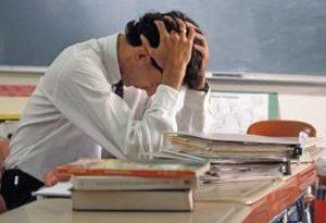 15 са стресогенните фактори водещи до бърнаут при учителите