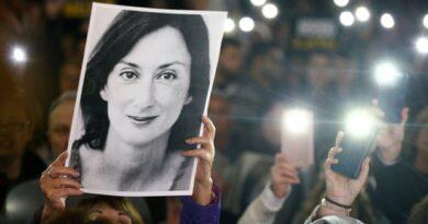 Обвиняват правителството на Малта за смъртта на Дафне Каруана Галиция