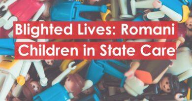 Повече от половината деца в институционална грижа у нас са роми