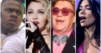Хомофоб предизвика Елтън Джон, Мадона и други звезди
