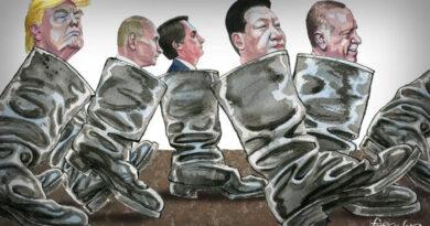 Възходът на модерния популизъм