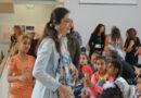 Голямата актриса Снежина Петрова с високо отличие за работата й с деца от различни етнически групи